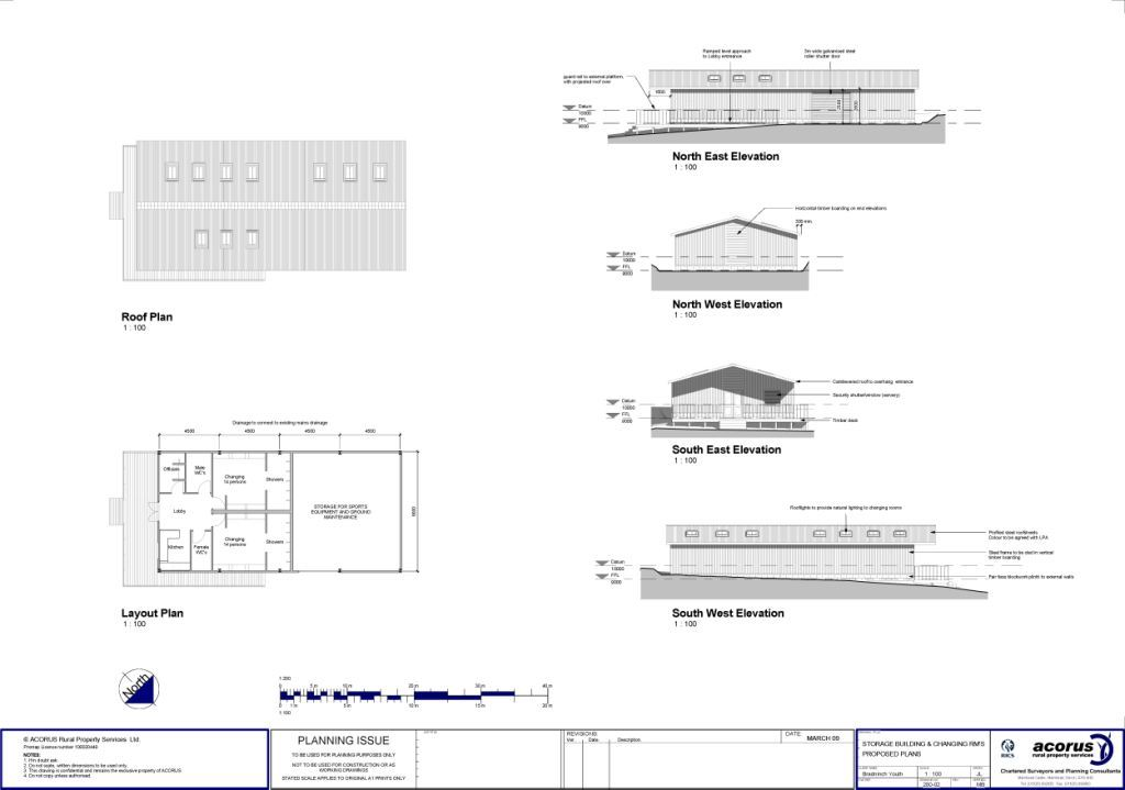 Clubhouse Plans